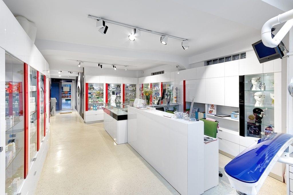 Design Interior Comercial Vitrine