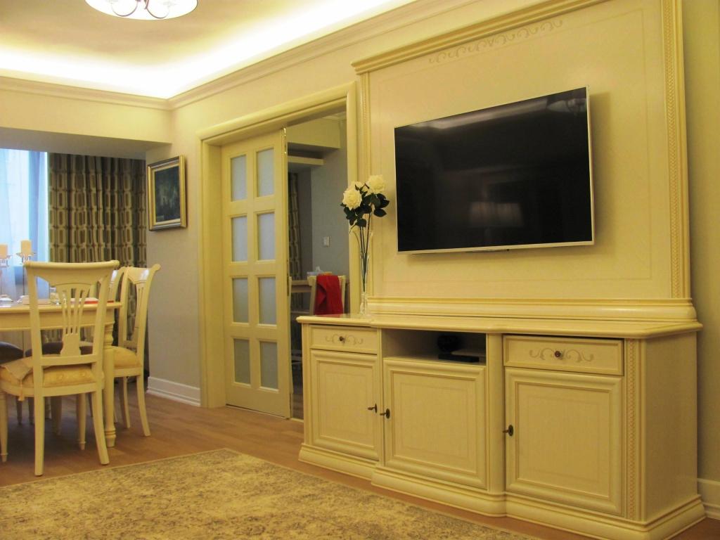 Decoratiuni in ambient apartament Unirii