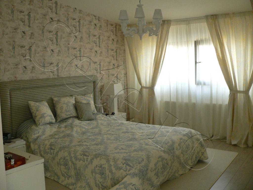 Design interior rezidential Dormitor Corbeanca