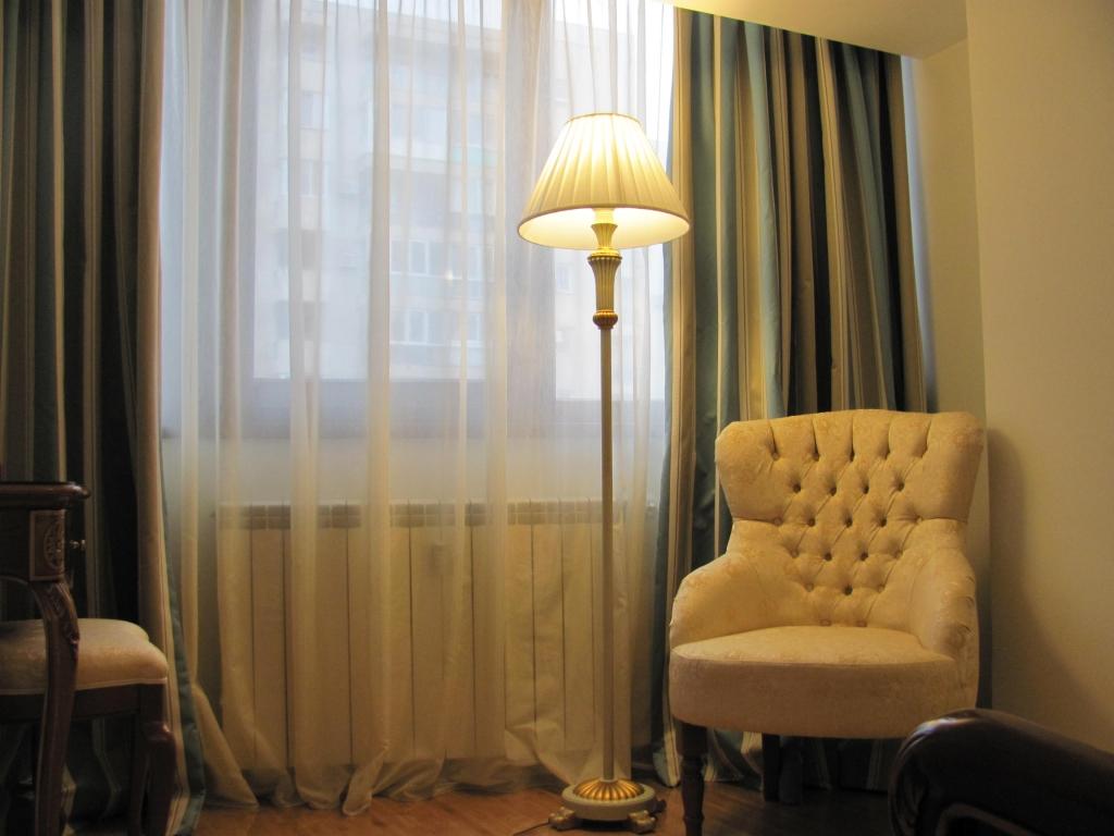 Coltul de relaxare in dormitor
