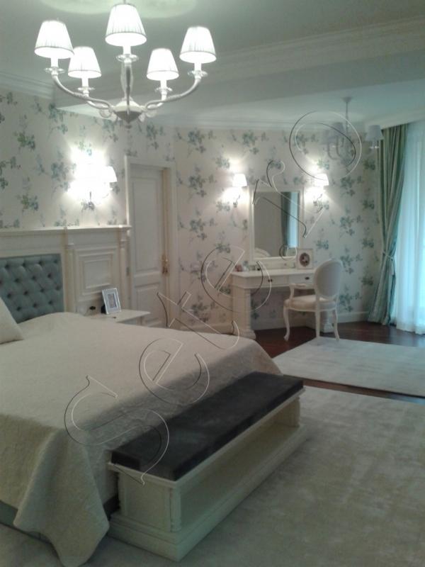 Design interior rezidential Dormitor Cotroceni