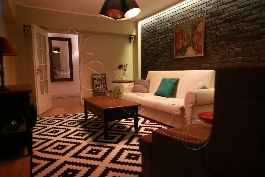 Design interior rezidential Bucuresti
